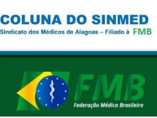 Sinmed vai receber visita do presidente da Federação Médica Brasileira