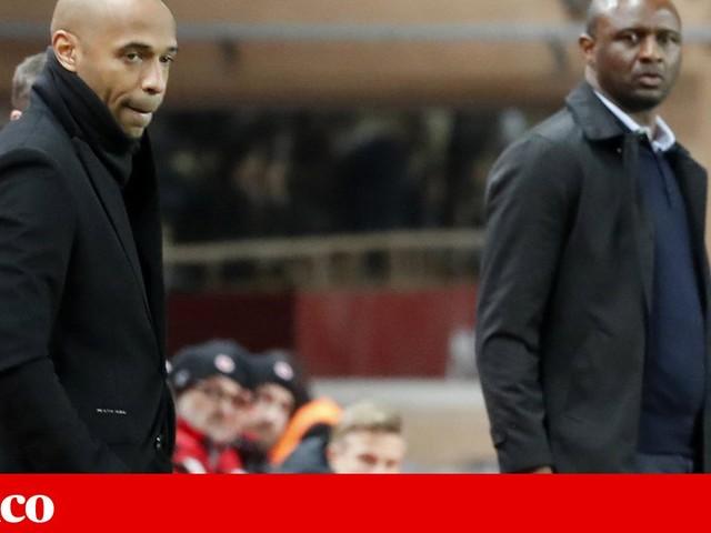 O reencontro de Thierry Henry e Patrick Vieira deu empate