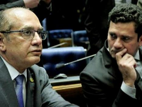 """""""Dallagnol é um bobinho e Moro operava a Lava Jato, está provado"""", diz Gilmar Mendes"""