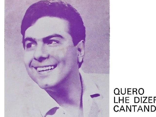 Agnaldo Rayol - Quero lhe dizer cantando (EP 1970)