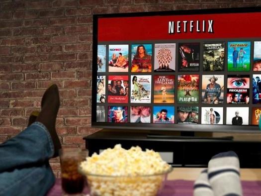 Netflix estuda mudar layout e interface da sua plataforma