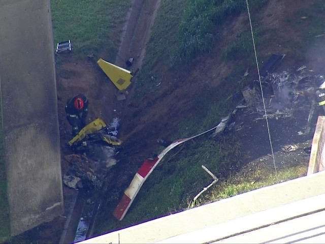 Helicóptero em que estava Boechat tentou fazer pouso forçado após pane no motor, dizem especialistas