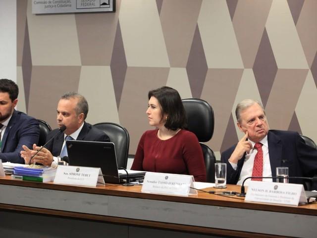 CCJ do Senado começa debates sobre reforma da Previdência