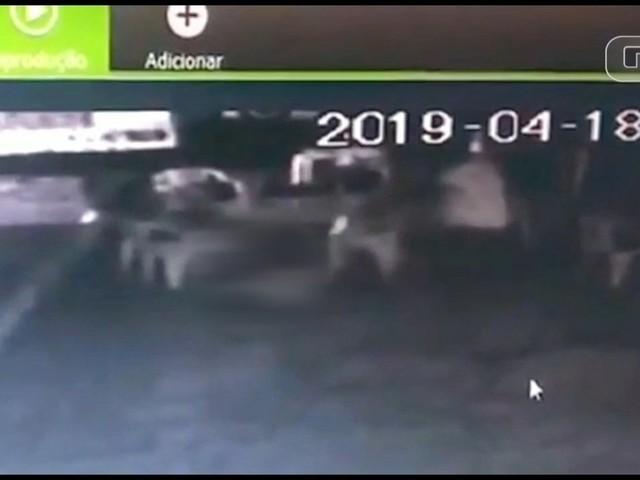 Vídeo mostra empresário atirando várias vezes contra rapaz em posto de combustíveis em Araçatuba