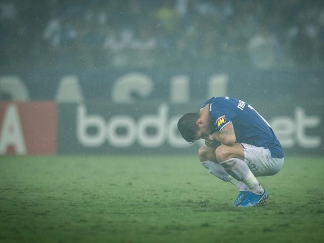 Zezé Perrella detona postura de Thiago Neves e anuncia afastamento do jogador