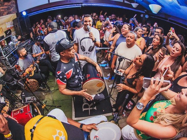Rio Nightlife Guide for Sunday, April 22, 2018