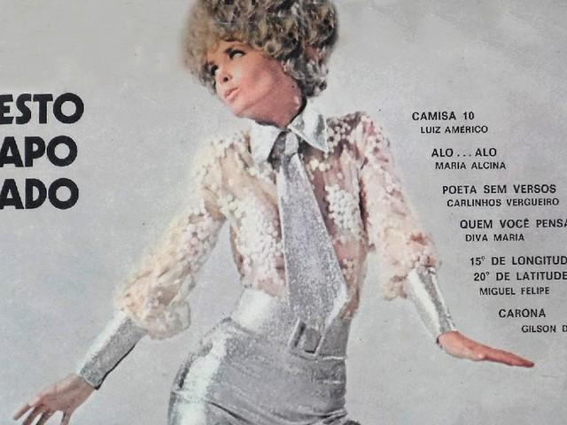 Vários artistas - O resto é papo furado (LP 1973)