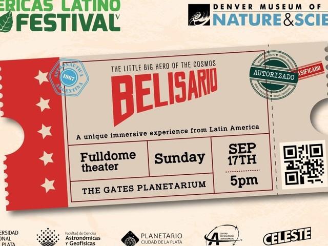 El Planetario Ciudad de La Plata en el Eco Festival