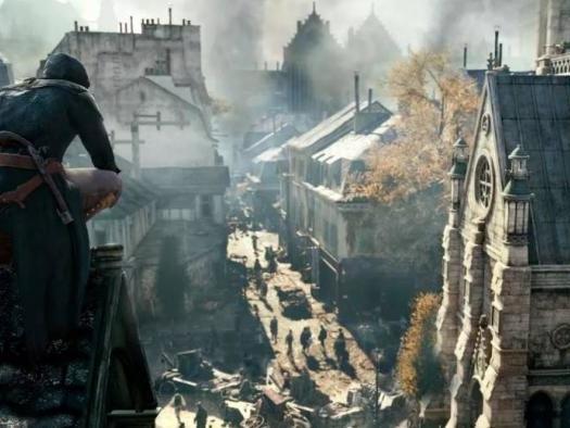 Ubisoft está dando Assassin's Creed Unity de graça no PC em honra a Notre Dame