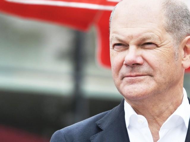 Scholz bewirbt sich für SPD-Spitze