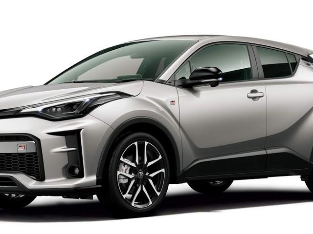 Rival do T-Cross, Toyota C-HR 2020 ganha versão GR Sport