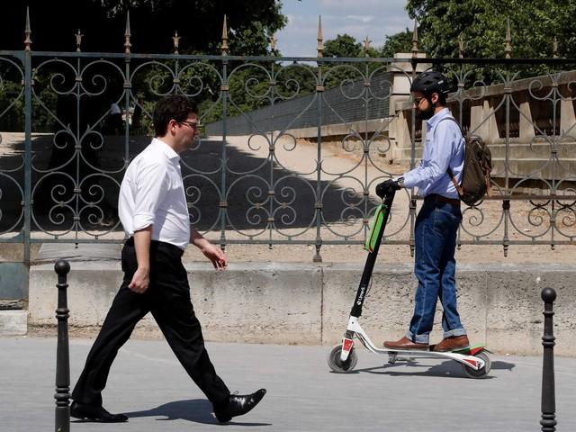 Uber investe em fabricante de patinetes elétricas