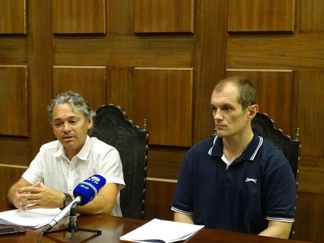 JPP solicita documentos ao Governo Regional sobre concurso do ferry