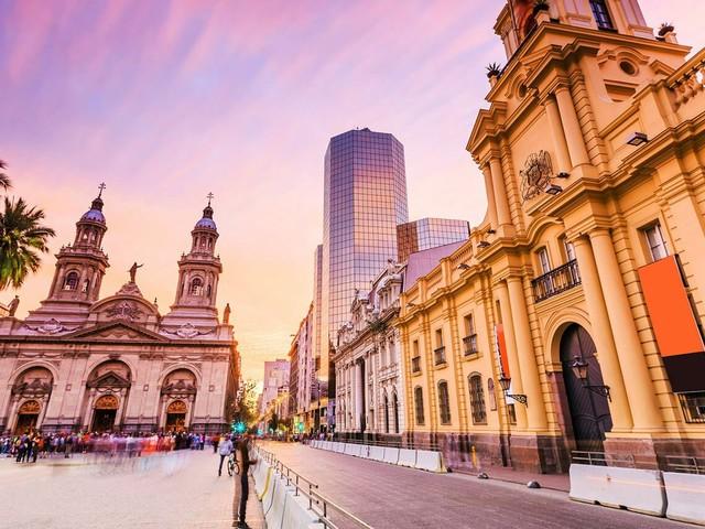 Partiu Chile! Passagens para Santiago a partir de R$ 655 saindo de São Paulo, Curitiba e mais cidades!