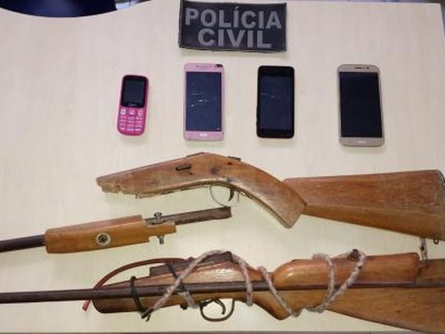 Irmãs suspeitas de envolvimento com tráfico de drogas são presas em Paragominas