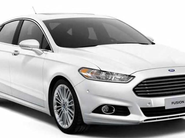 [Recall] Ford Fusion é convocado para recall por falha em cinto de segurança