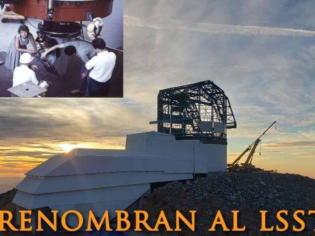 Nombraron un Observatorio en honor a Vera Rubin