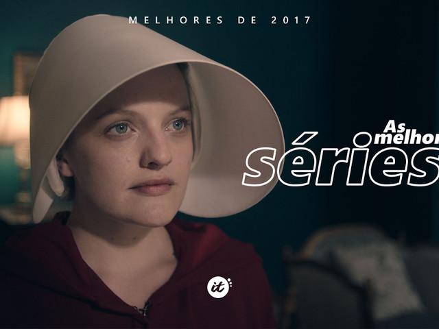 As 8 melhores séries de 2017