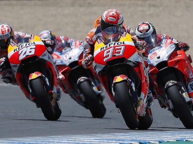 MotoGP: Em Jerez triunfo para uns, azar para outros