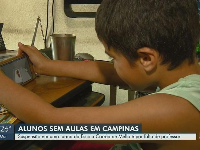 Após ameaça de suspensão de aulas por falta de professor, Campinas 'encontra' substituto