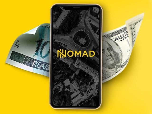 Último dia! Ganhe US$ 15 ao abrir a conta digital americana Nomad e fazer a 1ª remessa de US$ 50