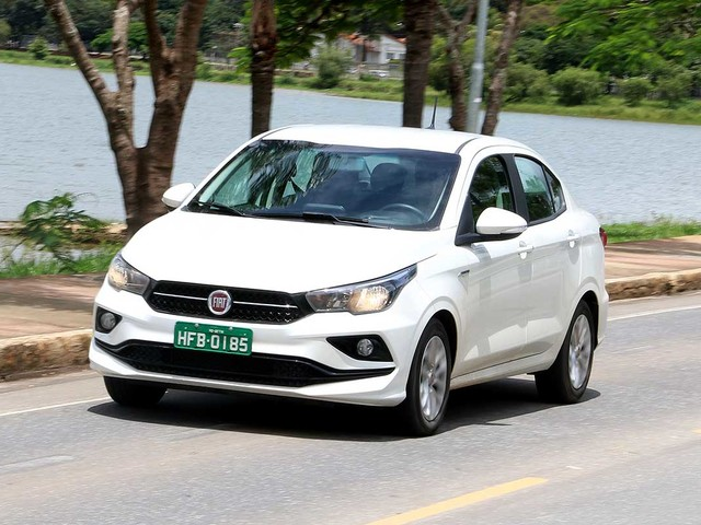 Fiat Cronos chega ao mercado com preços entre R$ 53.990 e R$ 69.990