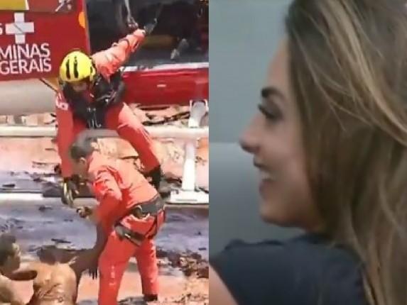 Na TV, Nicole Bahls faz piada com tragédia de Brumadinho e gera revolta