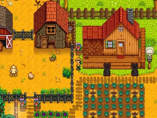 Stardew Valley chega ao Android e permite importar save do Windows