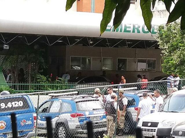 PM é baleado no peito após ser reconhecido durante assalto em Brotas