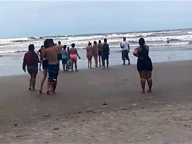 Jovem morre após ser atingido por animal misterioso em praia; família denuncia negligência