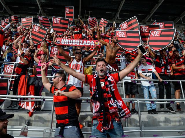 Flamengo vence time alemão e fica com título da Copa Flórida