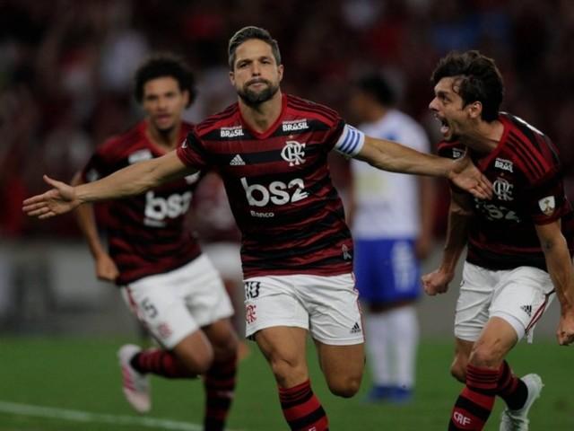 Em noite de gala, Flamengo faz seis no San José e volta a liderar na Libertadores