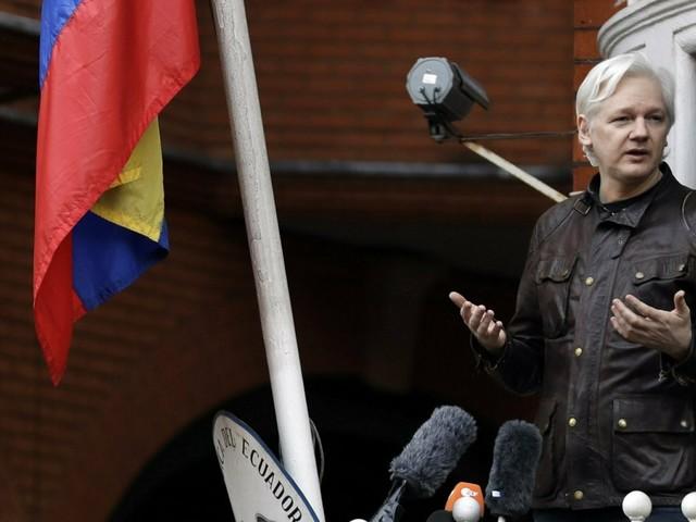 Wikileaks-Gründer Assange in London festgenommen