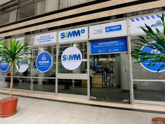 Confira as vagas oferecidas pelo SIMM nesta terça-feira (26)