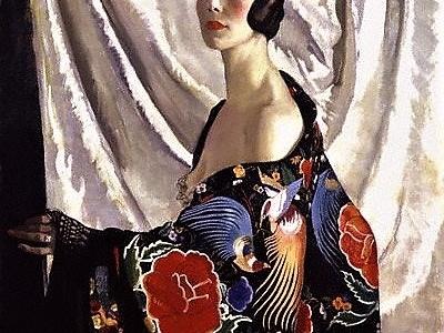 Eu, pintora: Doris Clare Zinkeisen