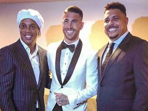 Ronaldinho Gaúcho, Ronaldo e Maradona: a repercussão do prêmio The Best