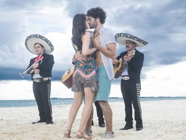 Em 'Salve-se quem puder', Juan faz surpresa, e Luna perdoa o namorado