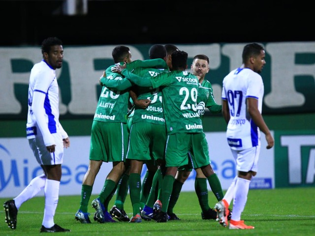 Na estreia de Ralf, Avaí perde para Chapecoense pelas quartas do Catarinense