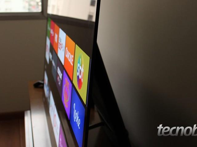 TV OLED Sony A1E: um quadro com som impressionante