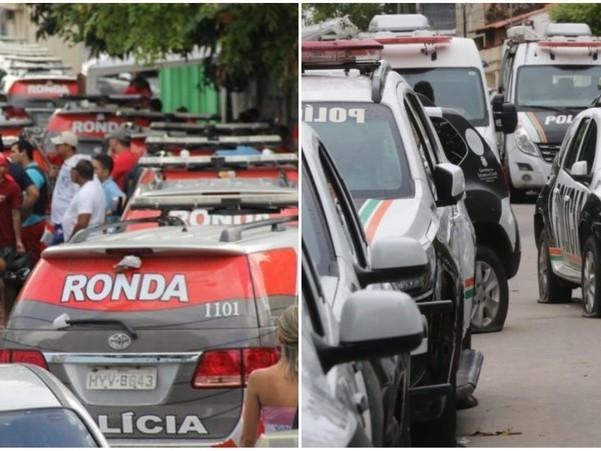 Motim de policiais em 2020 no Ceará tem 18% mais assassinatos do que paralisação de 2012