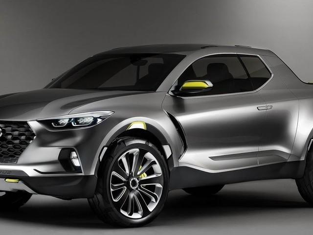 Hyundai confirma lançamento de Santa Cruz e Kona - EUA