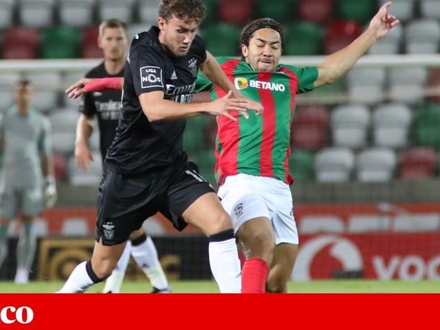 Benfica alcança triunfo com reviravolta na Madeira