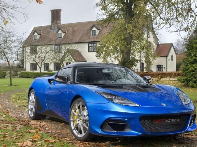 Lotus apresenta novo Evora GT410 Sport - detalhes