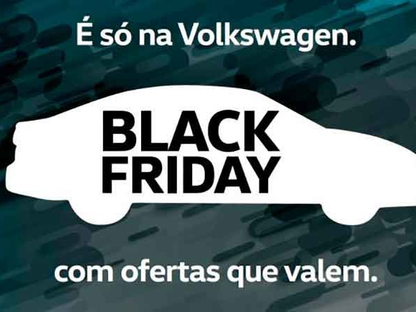 Black Friday Volkswagen tem bônus de até R$ 15 mil