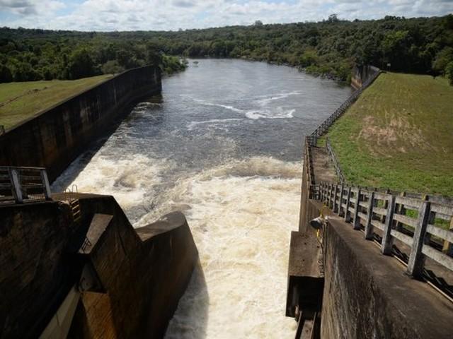 Defesa Civil Municipal aprova condições da barragem da Hidrelétrica de Curuá-Una