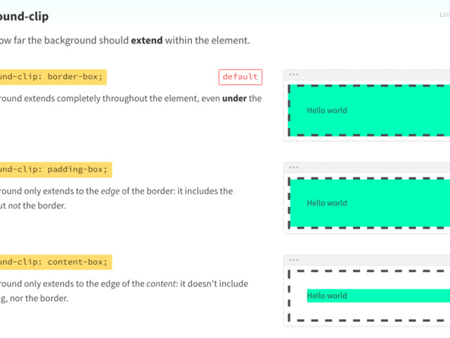 CSSReference.io is a gorgeous visual guide to CSS