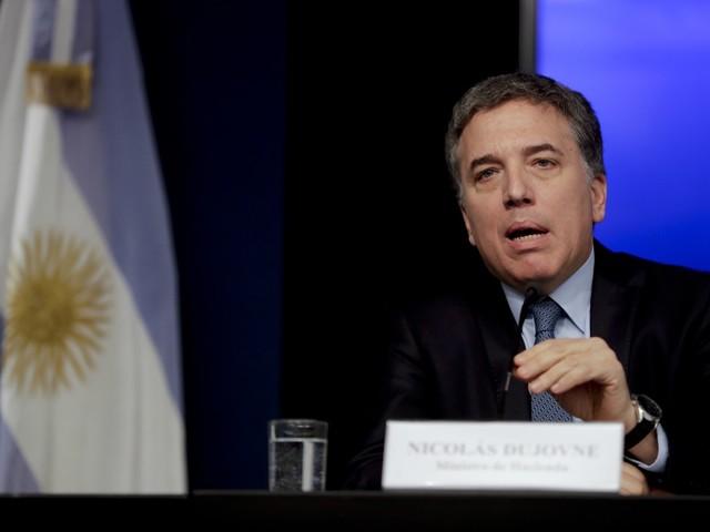 Ministro da Fazenda da Argentina deixa cargo