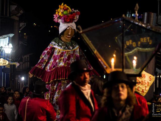 Em Ouro Preto e Mariana, em MG, temporada de frio terá evento de vocação pop
