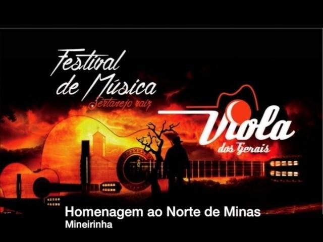 Ouça a música 'Homenagem ao norte de Minas'