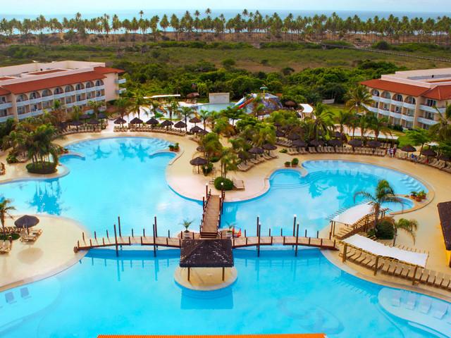Pacotes all inclusive para a Bahia! Voos mais hospedagem no Grand Palladium Imbassaí a partir de R$ 1.640 por pessoa!